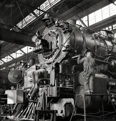 Shorpy Historical Photo Archive :: Tune-Up: 1942