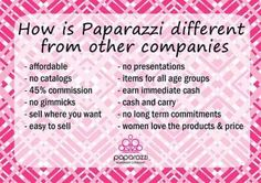 How is Paparazzi different from other companies image. Find more free images for your Paparazzi business by clicking this one. Paparazzi Display, Paparazzi Jewelry Displays, Paparazzi Accessories, Paparazzi Jewelry Images, Paparazzi Photos, Paparazzi Fashion, Paparazzi Logo, Jewellery Advertising, Paparazzi Consultant