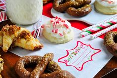 Simply Gourmet:  10 Tips for hosting a successful Cookie Exchange (12 cookie/candy links too)