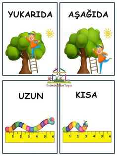 Slide3 – Kopya (4) « Evimin Altın Topu Preschool Worksheets, Preschool Activities, Turkish Lessons, Learn Turkish Language, Home Schooling, Pre School, Kids Learning, Booklet, Montessori