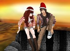 """Santa's Little Helpers"" Captured Inside IMVU - Join the Fun!"