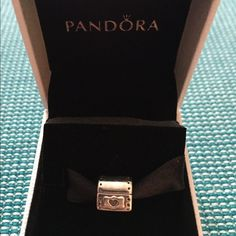 "Pandora ""Hope Chest"" charm Retired Pandora ""Hope Chest"" Pandora Jewelry Bracelets"
