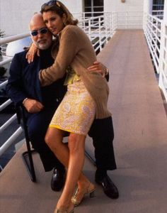 Céline Dion and René Angélil- They are the cutest celeb couple in history. Hands Down.