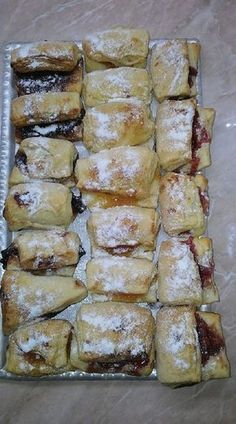 Hungarian Recipes, Ciabatta, Cakes And More, Ham, Bakery, Paleo, Dessert Recipes, Food And Drink, Sweets