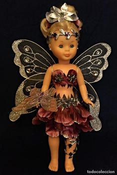 Vestidos Nancy, Pram Toys, Nancy Doll, Mermaid Dolls, Hello Dolly, Girl Dolls, Doll Clothes, Captain Hat, Crochet