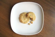 Made these white chocolate chip macadamia nut cookies the other night *YUM* will be making again! #recipe #cookies
