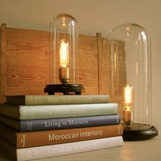 Stolp lamp large by Plank Amsterdam http://www.dutchliving.nl/nl/decoratie/213-stolp-lamp-by-plank-amsterdam.html
