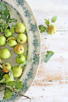 Apple Farm, Apple Orchard, Vibeke Design, Apple Season, Apple Valley, Forbidden Fruit, Granny Smith, Fruits And Vegetables, Food Styling