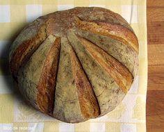 Bloc de recetas: Pan de la concha