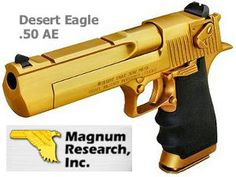 Magnum Research  Desert Eagle. 50 AE  Israel Weapon Industry