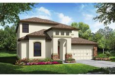 Venetian by Standard Pacific Homes at Panther Trace: Panther Trace - Lyndhurst