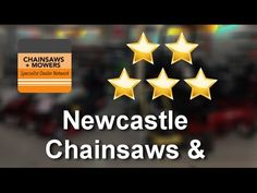 Newcastle Chainsaws & Mowers Islington  Superb 5 Star Review by Elise B.
