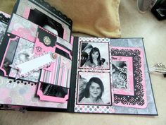 "File Under ""M"" for Memories Scrapbook created by crafter Danielle Lavoie​ using Bo Bunny, Isabella paper collection.   Click on the link below to purchase the tutorial: http://shop.paperphenomenon.com/File-Under-M-for-Memories-Scrapbook-Tutorial-TUT-044.htm?categoryId=-1  Click on the link below to purchase the tutorial/video combo: http://shop.paperphenomenon.com/File-Under-M-for-Memories-Scrapbook-Tutorial-Video-Combo-tutvid044.htm?categoryId=-1"