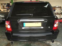 Range Rover Sport Supercharger LPG Autogas Conversion