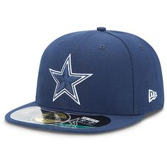 Men's New Era Dallas Cowboys On Field Classic 59FIFTY® Football Structured Fitted Hat  - NFLShop.com