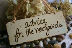 LOVE this idea :) an advice chest