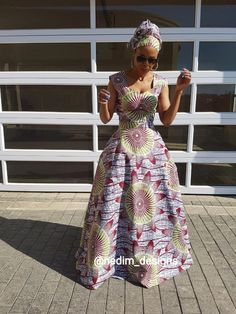 Ankara Maxi #africanfashionideas African Print Dresses, African Fashion Dresses, African Attire, African Wear, African Women, African Dress, African Inspired Fashion, African Print Fashion, Africa Fashion