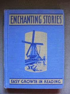 A favorite book of mine when I was a wee one in Detroit.