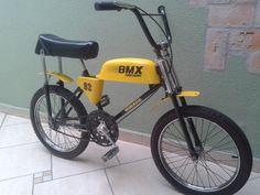 monark bmx tanquinho amarela original