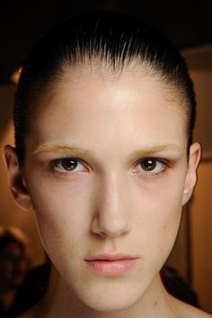Alexander Wang Spring 2015 Ready-to-Wear - Beauty - Look 8 - Style.com