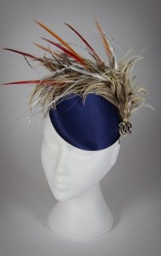 Cara Meehan Millinery  Winter Racing Attire  www.furlongfashion.com