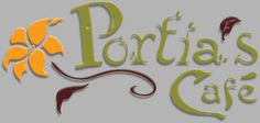Portia's Café in Clintonville serves vegan, gluten-free, raw, organic and local foods 6 days a week.