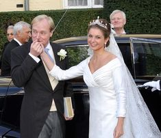 Carlos y Ana María de Borbón y Parma han sido padres de una niña