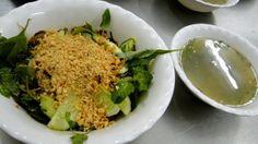 Mien Luon - Noodle with Eels no Tour Gastronômico em Hanói