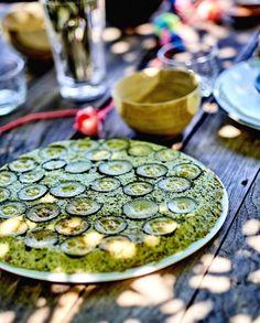 Gâteau de courgettes pour 6 personnes - Recettes Elle à Table