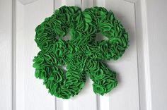 15 Green wreath tutorials to love
