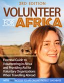 New eBook to find Volunteer and charity work in Africa.