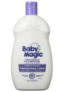 Baby Magic Calming Baby Lotion Review: Skin Care: allure.com