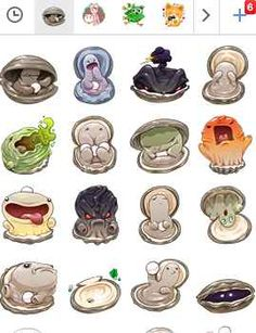 If you haven't discovered sinister oysters yet then you are missing out. They are the only Facebook sticker that can say what words can't.