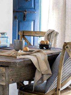#Terrazas de otoño: ¡apetecen! #comedor #meas #sillas
