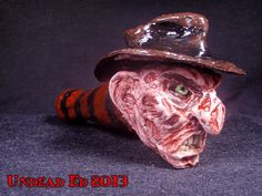 Reserved listing for April Freddy Pipe and Jason Stash by ZoomBiez, $70.00