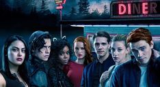 RIVERDALE RENEWED FOR SEASON 3!  Riverdale, The CW's hit drama based on the characters from Archie Comics, has been officially renewed for a third season, the network confirmed.  The series, which launched with soft ratings last season, became a sensation on Netflix, and those strong streaming numbers goosed season 2's ratings on live TV as well, making it one of the network's top shows