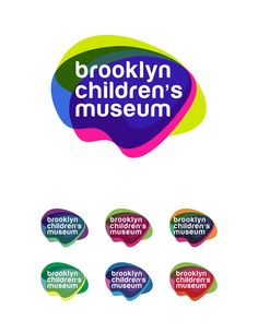 logo with different color arangements
