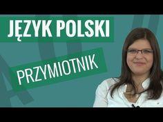 Język polski - Czasownik - YouTube