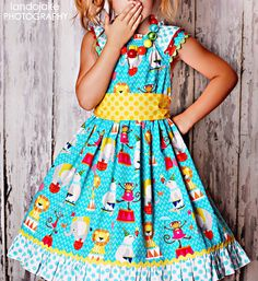 Girl Dress Toddler Dress Baby Girl Dress in Going by ItsaBowsLife, $44.00