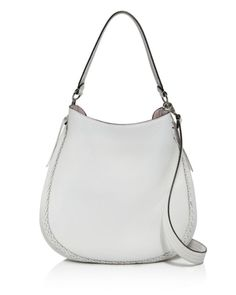 Rebecca Minkoff Unlined Whipstitch Convertible Hobo