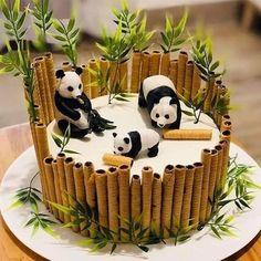 New cupcakes fondant decoration design cake tutorial Ideas - Desserts Pretty Cakes, Cute Cakes, Fondant Cupcakes, Cupcake Cakes, Sweets Cake, Fondant Birthday Cakes, 40th Birthday Cakes, Cake Fondant, Fondant Figures