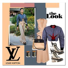 """LV"" by fl4u ❤ liked on Polyvore featuring Louis Vuitton"