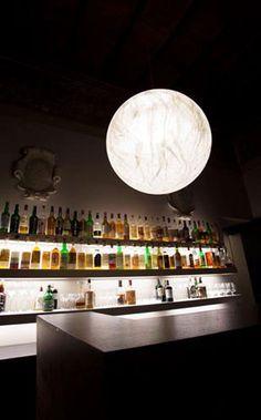 Antica Osteria. lighting by DAVIDE GROPPI