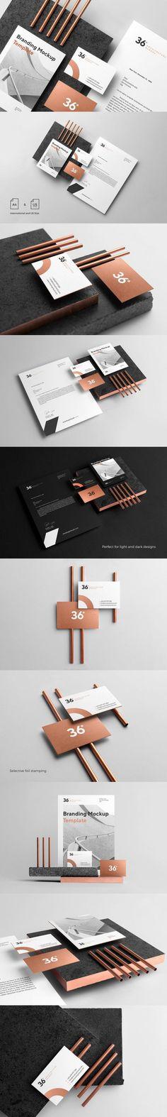 Copperstone Branding Mockup Vol. 1 #logo #editorial #invitation #background #mockupkit #psd #flyer #typography #android #tablecalendar #envelope #brand #paper #businesscards #foil #billboard #tag #idcard #iridescentbook