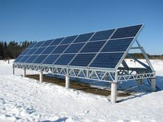 It is a common misconception that a direct sunlight is required in order to create solar energy. The fact is that some solar power can still be generated even on cloudy days. The brighter the sunshine, the more energy can be generated.