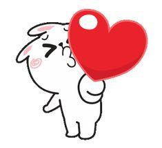 Cute Hug, Cute Love Gif, Cute Cat Gif, Cute Cartoon Pictures, Cute Love Cartoons, Funny Emoji, Cute Emoji, Animated Heart, Animated Gif