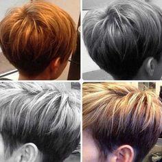 15 Very Short Female Haircuts | http://www.short-haircut.com/15-very-short-female-haircuts.html