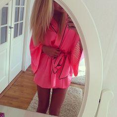 Pink Robe! <3