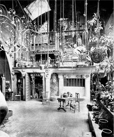 Daytonian in Manhattan: The Lost Louis Comfort Tiffany Mansion -- 898 Madison Avenue