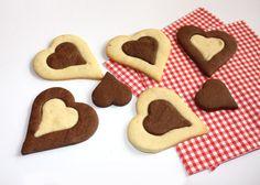 Valentínske srdiečka   Torty od mamy